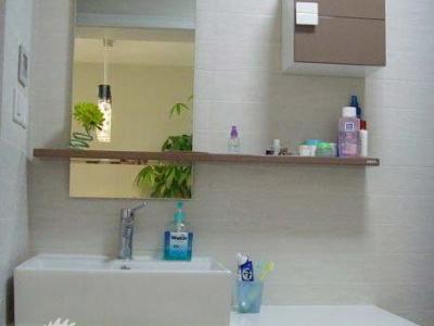 洗手间都是装的马可波罗的