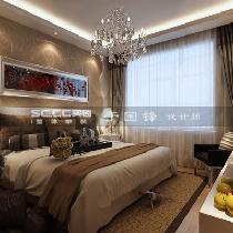 时代城150平卧室