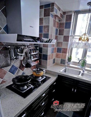 厨房的角落、窗台,这些空间不要忽略