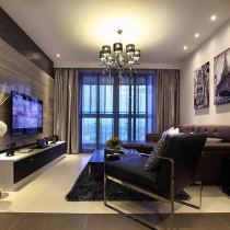 客厅设计大气
