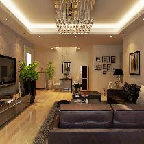 室内不产生杂乱感,这就需要对居室空间进行充分合理的布置。
