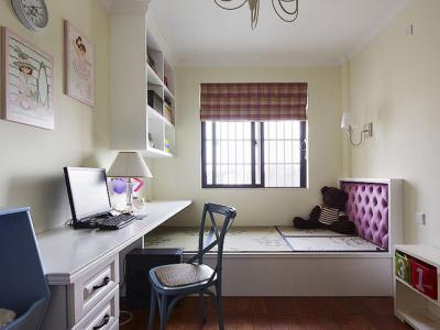 女儿的房间