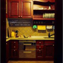 打造美味的厨房