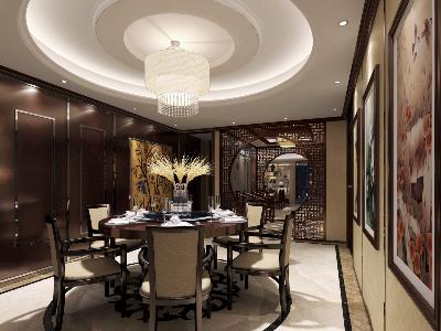 造型朴素优美,色彩浓厚而成熟,融合了庄重与优雅双重气质,使生活的实用性和对传统文化的追求同时得到了满足。
