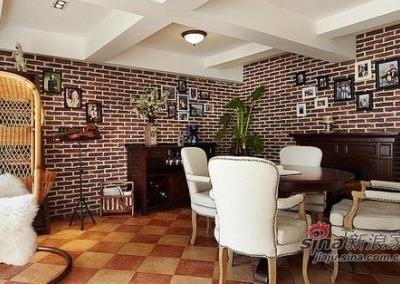 餐厅和休闲区
