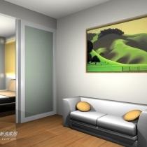 风水布局 温馨客厅