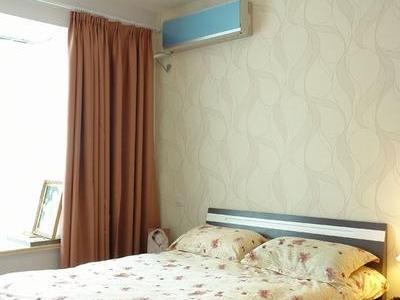 床以及窗帘
