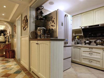 厨房的样子