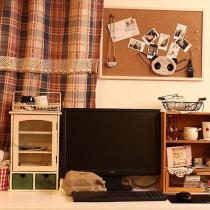 电视机柜边的做旧贵,看着实在是喜欢就给搬回来了,不好意思因为角度问题上面的照片吓了大家一跳,已经模糊掉啦