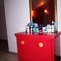 我的梳妆台