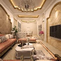 13.4万采用欧式新古典风格装扮颐和城府的生活爱居