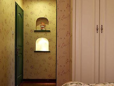 卧室进门口