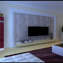 6W打造127平米现代简约风 洁白清新有亮点