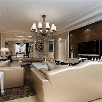 哈尔滨实创12万打造群力家园偶是奢华美家
