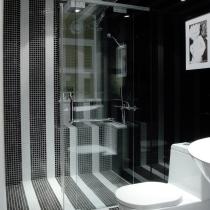 158平三居室现代简约风格装修设计