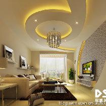 鼎盛创典装饰8.5万打造万达135平米新家