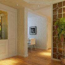 8.7万打造温馨环保、洁静系列的简约风格两居室