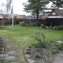 参观下北欧中等家庭的房间