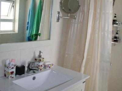 """卫生间,这个一体式台盆+柜+镜可是花了大价钱滴——""""饱受争议""""!"""