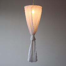 BANYAN 海岛风情薄纱吊灯。购买链接:http://www.nuandao.com/product/18099