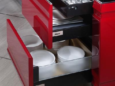 佳居乐橱柜智尚系列:极品钢琴烤漆橱柜