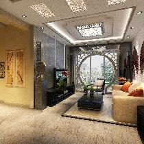 素雅新中式住宅体验古典美学与现代设计的触碰