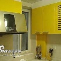 五万元精装修128平方米三居室