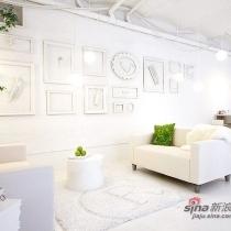 """设计师自装180平阁楼 简洁的""""平面风格""""家居"""