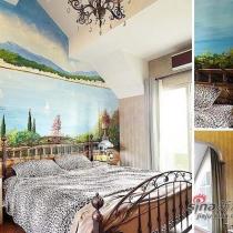 地中海混搭 装出90平阁楼的灵动与浪漫