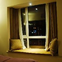 主卧室窗台设计