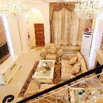 260平超美绚丽欧式别墅,白富美乐享惬意生活