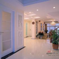 简洁的空间与精致的细节成就如此清楚的家居表情