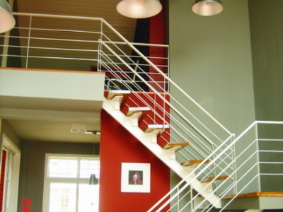 土豆设计的超省米的楼梯