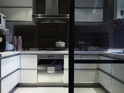 展示下干净的厨房