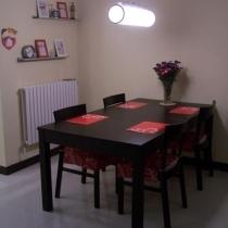 客厅用餐区