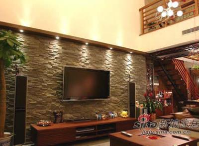 电视墙设计的如何