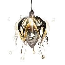 美国Artecnica花非花系列Nadine灯罩,这是设计师Tord Boontje 2009年的经典作品,利用金属线段 粗细、形式不同的组合,有了花蕊、花瓣及花座, 最后开成一朵朵美丽的花朵。购买链接:http://www.nuandao.com/product/24849