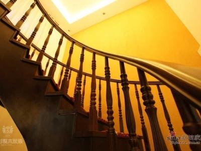 名杉M13款帝王之家整梯  材种:紫檀