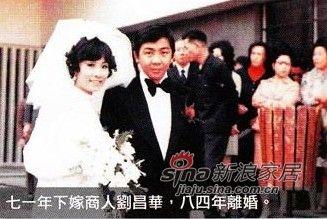 汪明荃谈过往婚姻