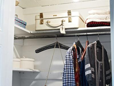58平方实用白领公寓 优雅精致一室一厅
