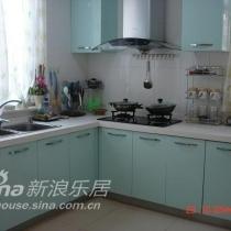 图11:厨房内景