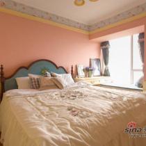 卧室很温馨