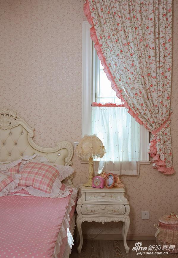 【实景装修案例】400平别墅精致舒适与品质的完美演绎-英式乡村-儿童房实景图