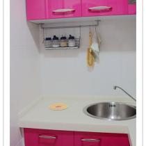 认为厨房还是简洁些比较好