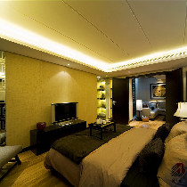 上海万科燕南园别墅新中式风格实景展示!