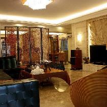 【上海实创装饰】200平大平层泰式风格之神韵的东南亚
