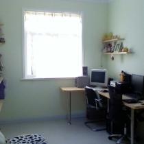 书房,应该说电脑室