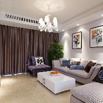 2013最新客厅装修效果图