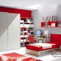 专门为少女设计的卧室装修风格