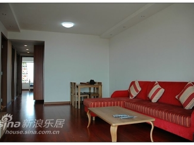 客厅,添了曲美家具